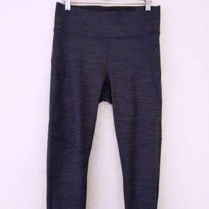 Outdoor Voices ActiveWear Crop Pants Dark Grey Siz